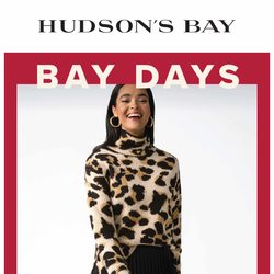 The Bay - Weekly - Bay Days Flyer