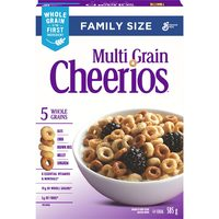 General Mills Cereal Family Size