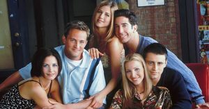[Simon Hung] Friends is Leaving Netflix Canada on December 31