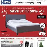 JYSK - Great Christmas Offers Flyer