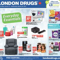 - 6 Days of Savings - Everyday Essentials Flyer