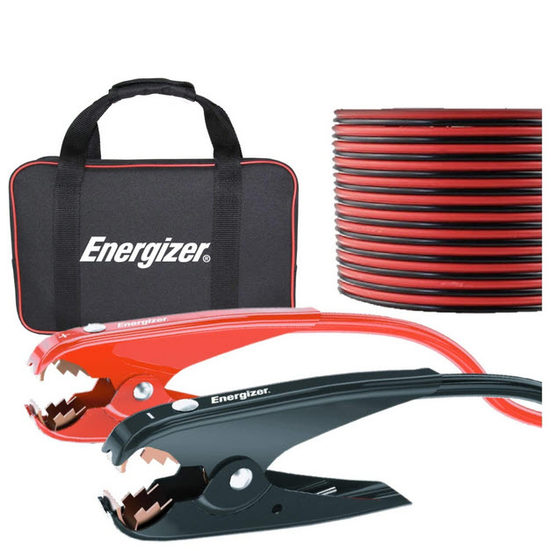 1. Editor's Pick: Energizer Jumper Cables