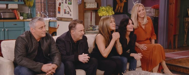 How to Watch Friends: The Reunion in Canada