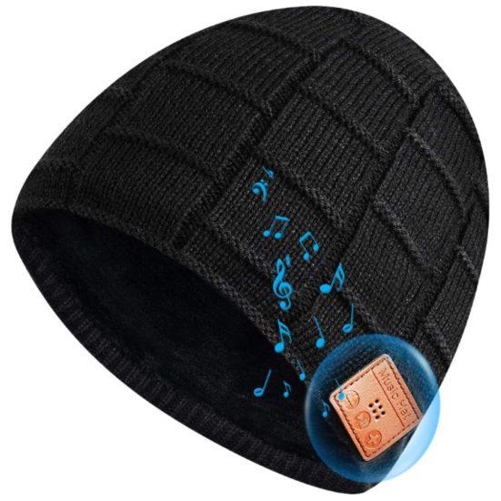 2. Runner Up: Bluetooth Beanie Hat