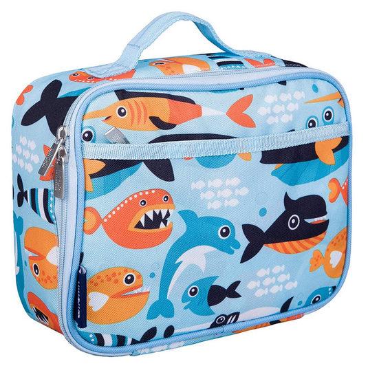 5. Best Non-Dishwasher Bag: Wildkin Lunch Box, Big Fish