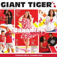 Giant Tiger - Canadian Spirit Flyer