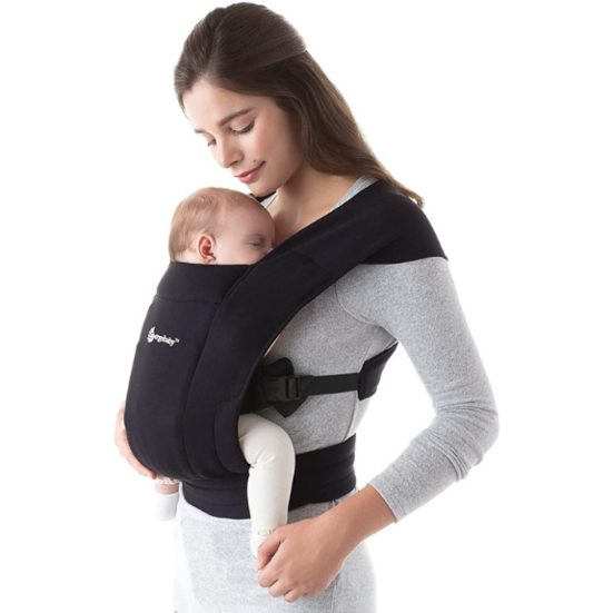 8. Honourable Mention: Ergobaby Embrace Baby Wrap Carrier