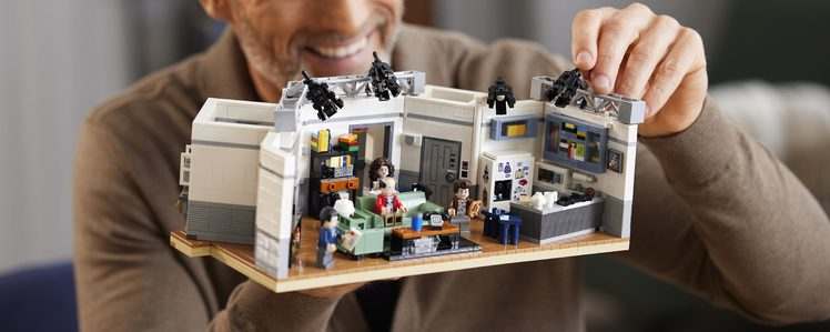 LEGO's New Seinfeld Set Comes to Canada on July 21