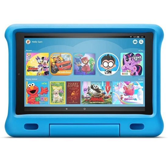 4. Also Consider: Fire HD 10 Kids Edition Tablet