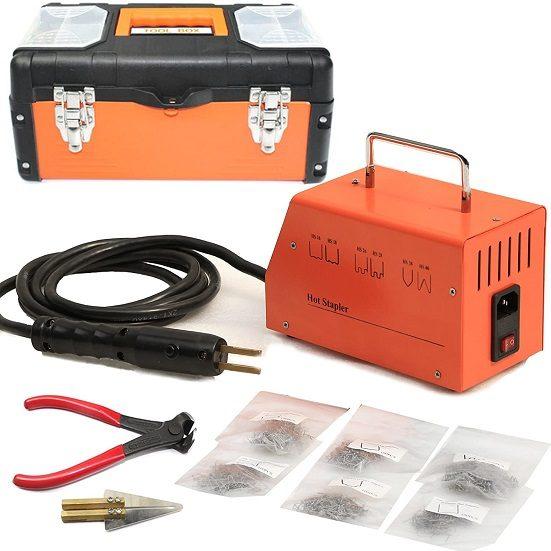 4. Best for Major Repairs: Beley Car Bumper Repair Plastic Welder Kit