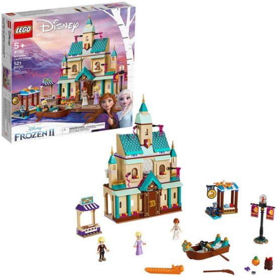 8. Honourable Mention: LEGO Disney Princess Arendelle Castle Village