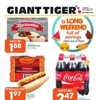 Giant Tiger - Weekly Savings Flyer