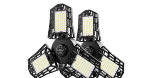 [$59.99] Umum 2-Pack LED Garage Lights