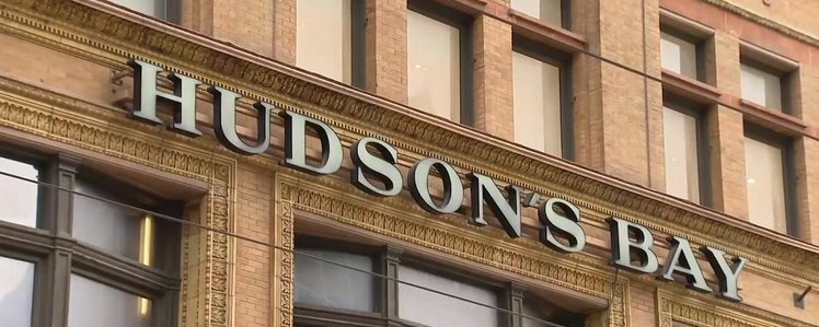 Hudson's Bay is Splitting Physical Stores From Its Online Marketplace