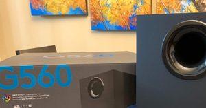 [] Logitech G560 Gaming Speaker System