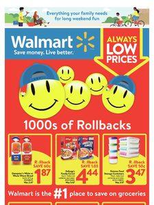 [Valid Thu Sep 2 — Wed Sep 8] Walmart