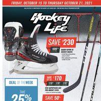 Pro Hockey Life - Weekly Deals Flyer