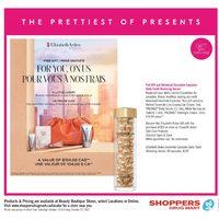 - Beauty Book - The Prettiest of Presents Flyer