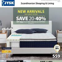 JYSK - Weekly Deals Flyer