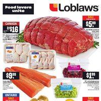Loblaws - Weekly Savings Flyer