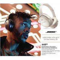 Bose Quietcomfort 45 Wireless Noise-Cancelling Headphones