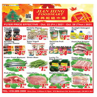 Jian Hing - Weekly Specials Flyer