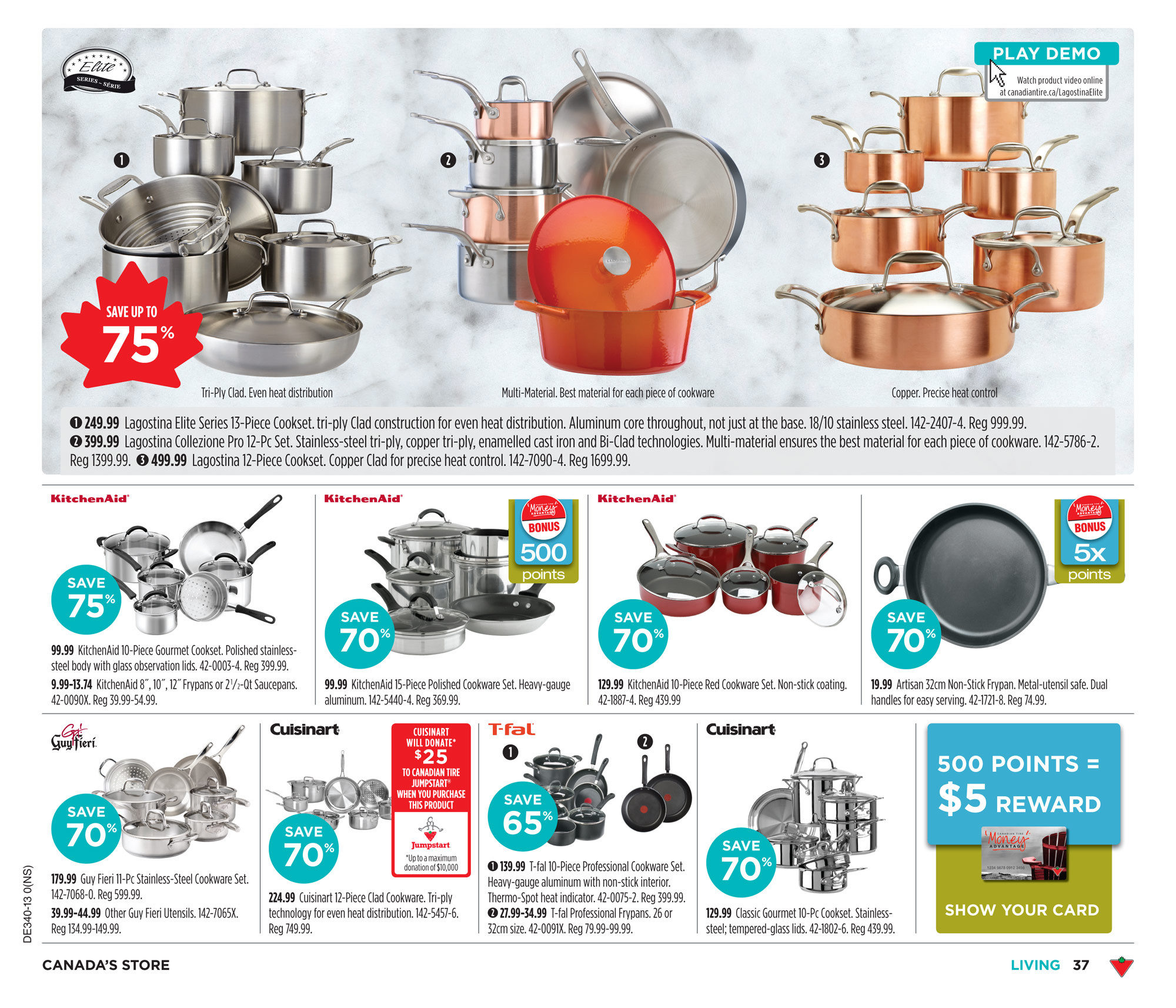 Canadian Tire Weekly Flyer Weekly Flyer Sep 26 – Oct 3