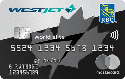 WestJet RBC® World Elite MasterCard