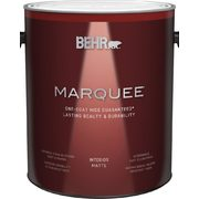 Behr Marquee Interior Flat Paint And Primer - $61.97