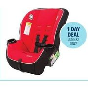 Cosco Apt. Convertible Car Seat - 1 Day Only - $69.99 ($50.00 off)