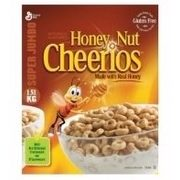 General Mills Honey Nut Cheerios Cereal - $6.99 ($2.00 off)