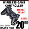 Wireless Game Controller - $20.99