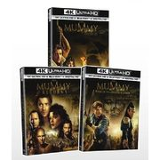 Select The Mummy 4K Ultra HD Movies - $19.99 ($4.00 off)
