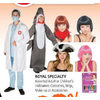 Royal Specialty Adult or Children's Halloween Costumes, Wigs, Make-Up or Accessories - 20% off
