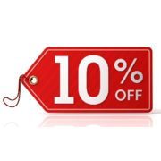 10% Off Promotional Items & Team Uniforms