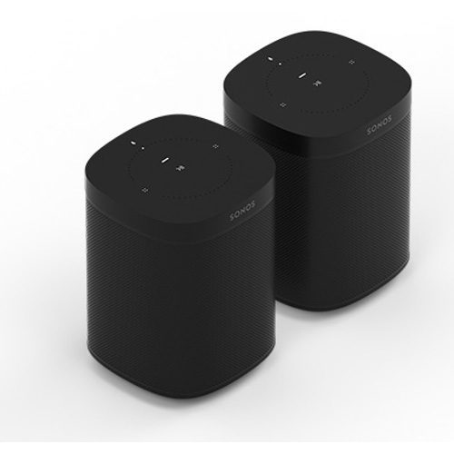 ac6497032 Visions Electronics Sonos Two Room Set with (2) Sonos One Wireless Speakers  with Amazon Alexa Voice Assistant -  469.00 Sonos Two Room Set with (2)  Sonos ...