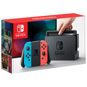 Nintendo Switch Console with Neon Red/Blue Joy-Con + $20.00 Gift Card - $399.99