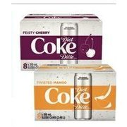 Flavoured Diet Coke  - 2/$8.00