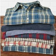All Men's Regular-Priced Denver Hayes Untucked Shirts - BOGO 50% off