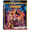 Avengers: Infinity War Cinematic Universe Edition (English) (4K Ultra HD) (Blu-ray Combo) - $24.99 ($10.00 off)
