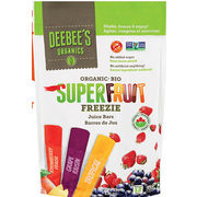 Deebee's Superfruit Freezies - $4.99 ($3.00 off)