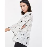 3/4 Bell Sleeve Blouse - $21.99 ($22.00 Off)