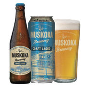 Muskoka Brewery Muskoka Craft Lager - $46.95 ($5.00 Off)