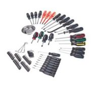 Mastercraft Screwdriver Set, 100-pc - $29.99 ($120.00 Off)