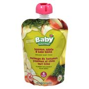 Baby Gourmet Organic Baby Food Pouches - $1.25