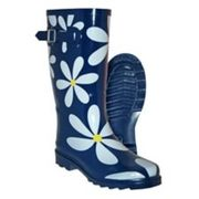 Outbound Women's Daisy Floral Rubber Boot, 14-in - $17.49 ($17.50 Off)
