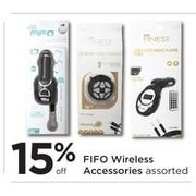 Fifo Wireless Accessories - 15% off