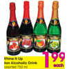 Whine It Up Non Alcoholic Drink - $1.99