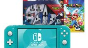 Best Buy Clearout Sale: Nintendo Switch Lite Bundle $300, Seagate 5TB External Drive $130, Logitech M720 Wireless Mouse $35 + More