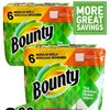 Bounty Paper Towel Full Sheets - $9.99 ($2.00 off)